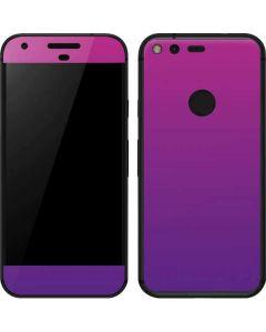 Purple Ombre Google Pixel Skin