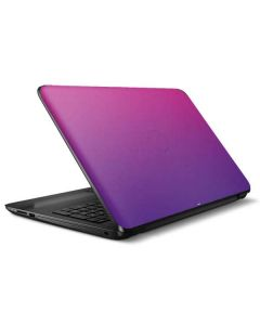 Purple Ombre HP Notebook Skin