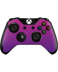 Purple Ombre Xbox One Controller Skin