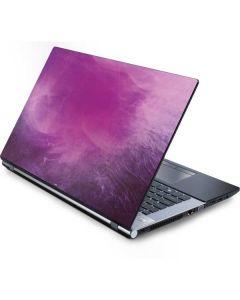 Purple Space Marble Generic Laptop Skin