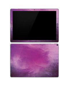 Purple Space Marble Google Pixel Slate Skin