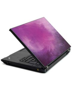 Purple Space Marble Lenovo T420 Skin