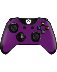 Purple Xbox One Controller Skin
