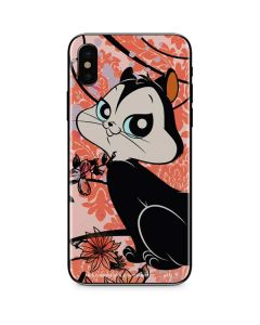 Pussyfoot iPhone XS Skin