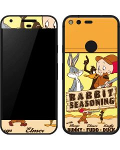Rabbit Seasoning Google Pixel Skin