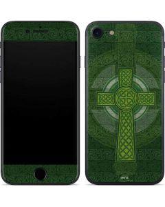 Radiant Cross - Green iPhone 7 Skin