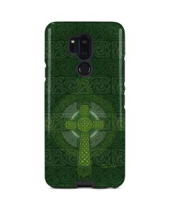 Radiant Cross - Green LG G7 ThinQ Pro Case