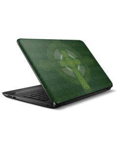 Radiant Cross - Green HP Notebook Skin