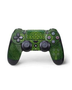 Radiant Cross - Green PS4 Pro/Slim Controller Skin