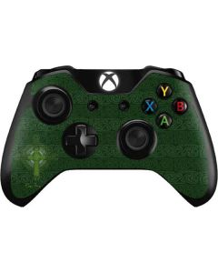 Radiant Cross - Green Xbox One Controller Skin