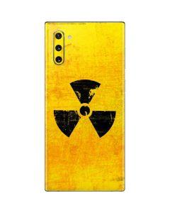 Radioactivity Large Galaxy Note 10 Skin