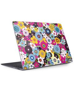 Rainbow Flowerbed Surface Laptop 2 Skin