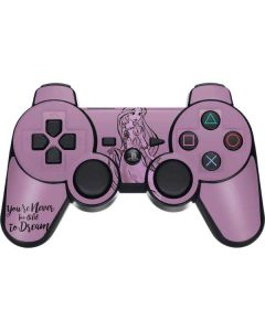 Rapunzel Never Too Old To Dream PS3 Dual Shock wireless controller Skin