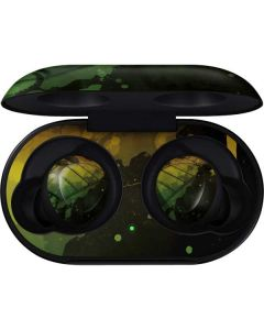 Rasta Color Keys Galaxy Buds Skin