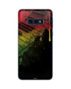 Rasta Color Keys Galaxy S10e Skin