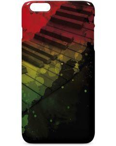 Rasta Color Keys iPhone 6/6s Plus Lite Case