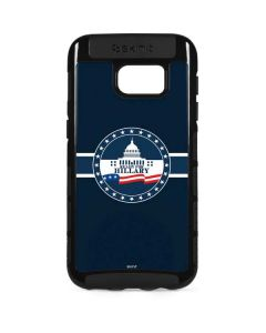 Ready For Hillary Galaxy S7 Edge Cargo Case