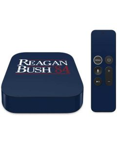 Reagan Bush 84 Apple TV Skin