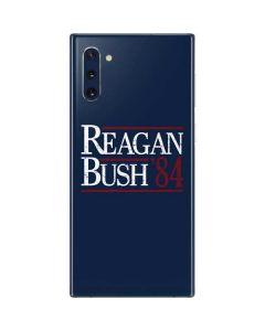 Reagan Bush 84 Galaxy Note 10 Skin