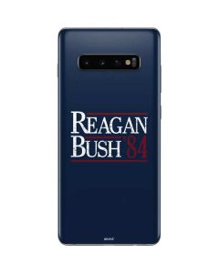 Reagan Bush 84 Galaxy S10 Plus Skin