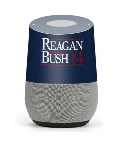 Reagan Bush 84 Google Home Skin