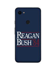 Reagan Bush 84 Google Pixel 3a Skin