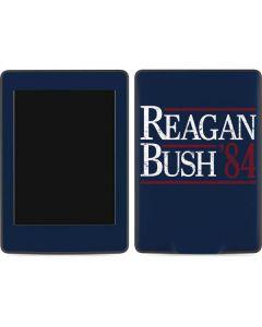 Reagan Bush 84 Amazon Kindle Skin