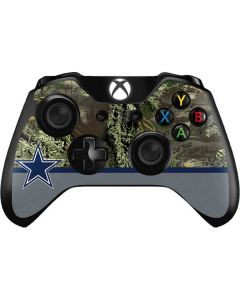 Realtree Camo Dallas Cowboys Xbox One Controller Skin