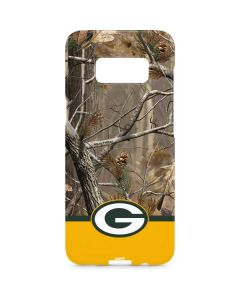 Realtree Camo Green Bay Packers Galaxy S8 Plus Lite Case
