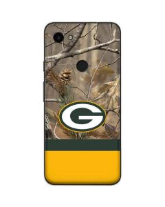 Realtree Camo Green Bay Packers Google Pixel 3a Skin