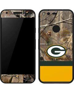 Realtree Camo Green Bay Packers Google Pixel Skin