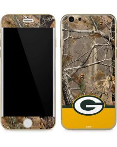Realtree Camo Green Bay Packers iPhone 6/6s Skin
