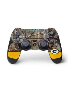 Realtree Camo Green Bay Packers PS4 Pro/Slim Controller Skin