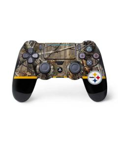 Realtree Camo Pittsburgh Steelers PS4 Pro/Slim Controller Skin