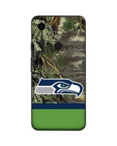 Realtree Camo Seattle Seahawks Google Pixel 3a Skin