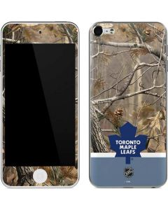Realtree Camo Toronto Maple Leafs Apple iPod Skin