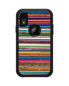 Records Otterbox Defender iPhone Skin