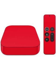 Red Apple TV Skin