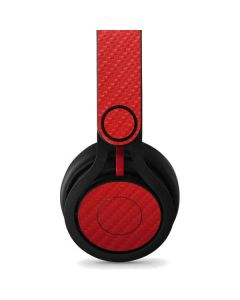 Red Carbon Fiber Beats by Dre - Mixr Skin