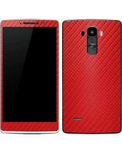 Red Carbon Fiber G Stylo Skin