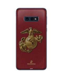 Red Faded Eagle Galaxy S10e Skin