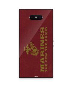 Red Faded Marines Razer Phone 2 Skin