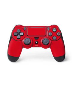 Red PS4 Pro/Slim Controller Skin