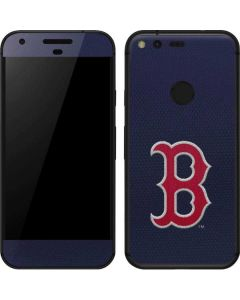 Red Sox Embroidery Google Pixel Skin