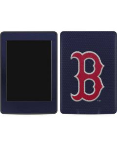Red Sox Embroidery Amazon Kindle Skin
