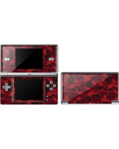 Red Street Camo DS Lite Skin