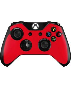 Red Xbox One Controller Skin