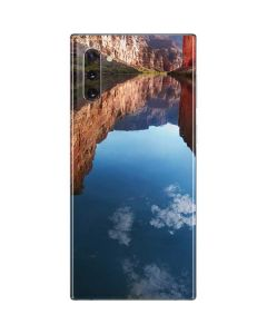 Redwall Limestone in Marble Canyon Galaxy Note 10 Skin