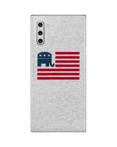 Republican American Flag Galaxy Note 10 Skin