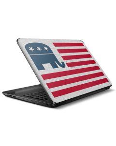 Republican American Flag HP Notebook Skin